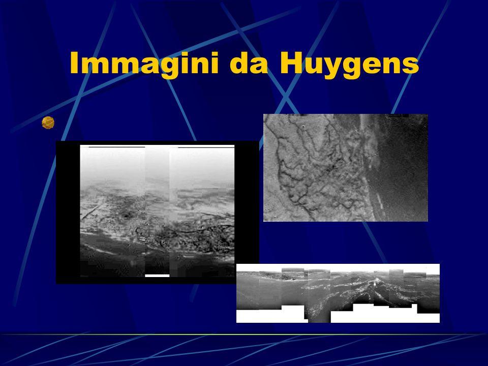 Immagini da Huygens