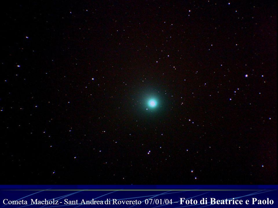 Cometa Macholz - Sant.Andrea di Rovereto 07/01/04 – Foto di Beatrice e Paolo