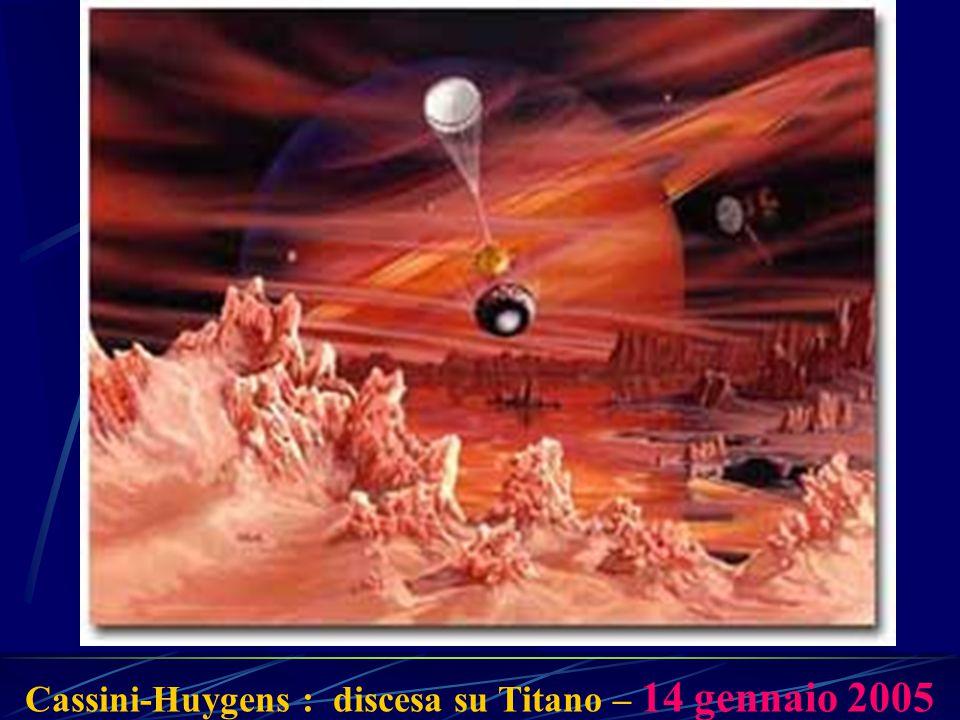 Cassini-Huygens : discesa su Titano – 14 gennaio 2005
