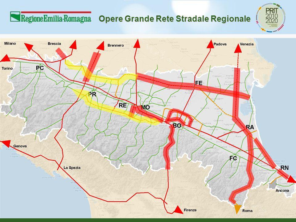 Opere Grande Rete Stradale Regionale
