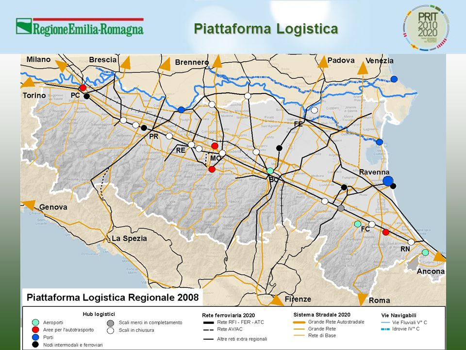 Piattaforma Logistica