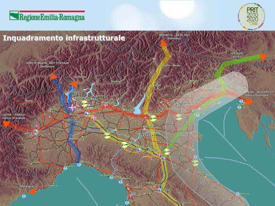 Inquadramento infrastrutturale