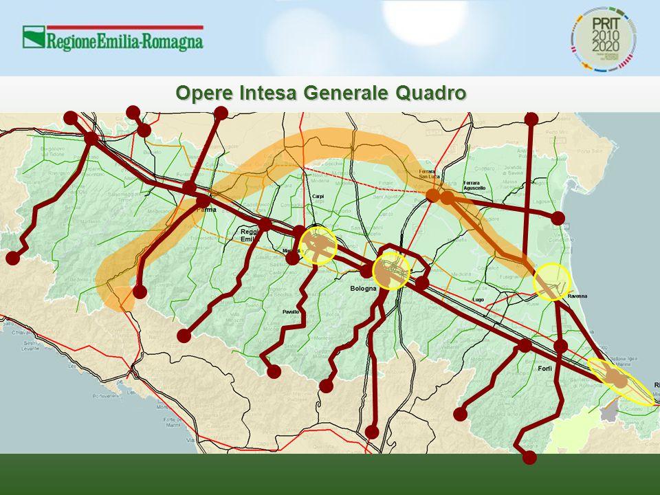 Assessorato Mobilità e Trasporti Grazie per l'attenzione Assessorato Programmazione territoriale, infrastrutture materiali ed immateriali, logistica e trasporti Viale Aldo Moro, 30 – 40127 Bologna Tel.
