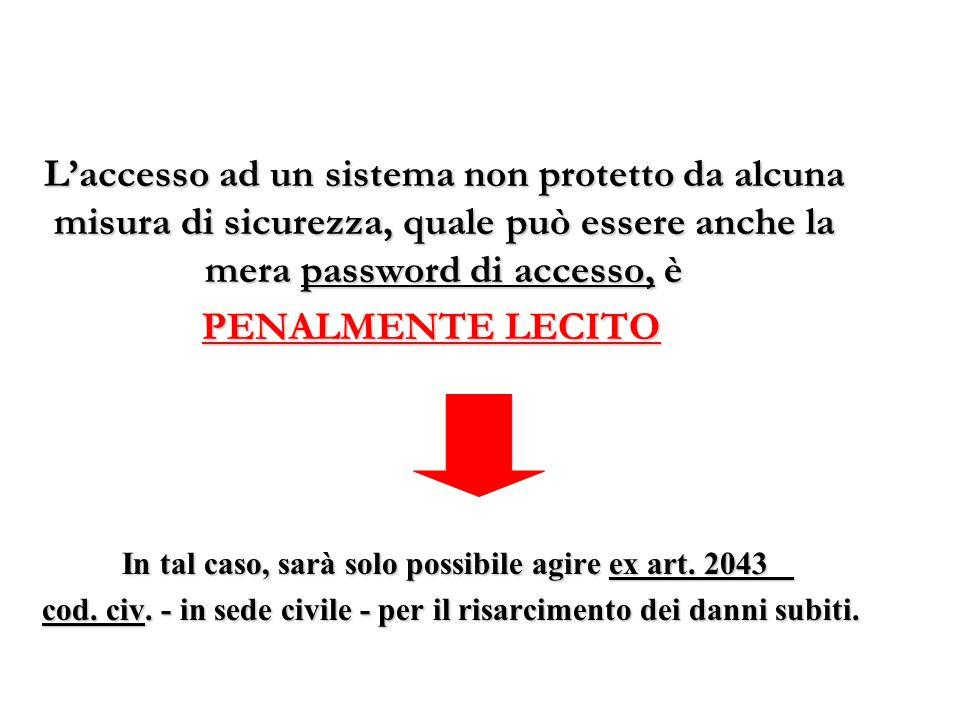 Art.615 quater c.p.