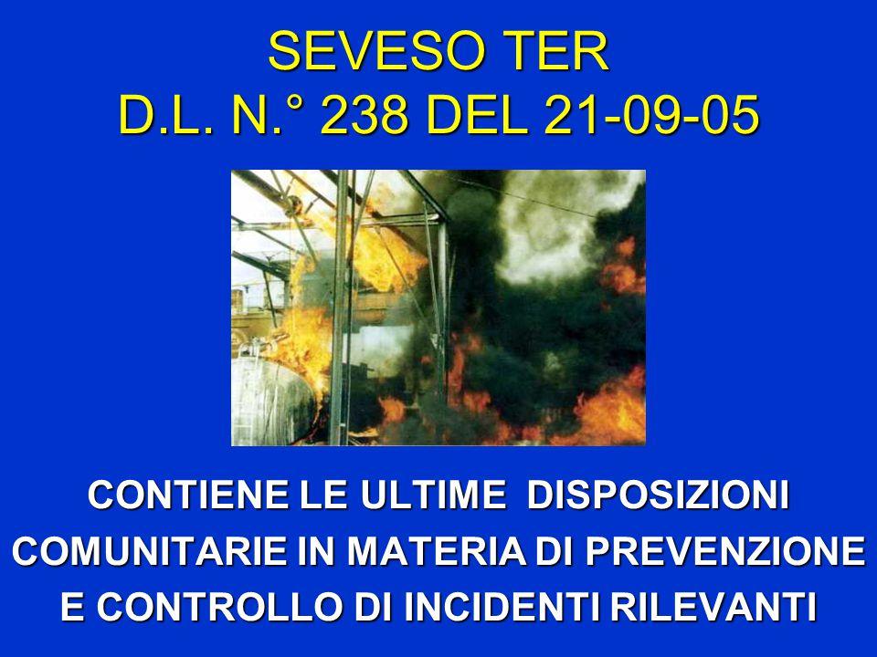 SEVESO TER D.L.
