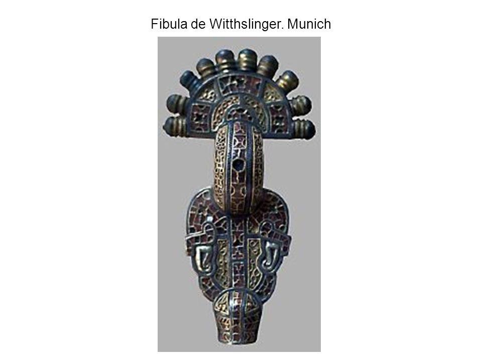 Fibula de Witthslinger. Munich