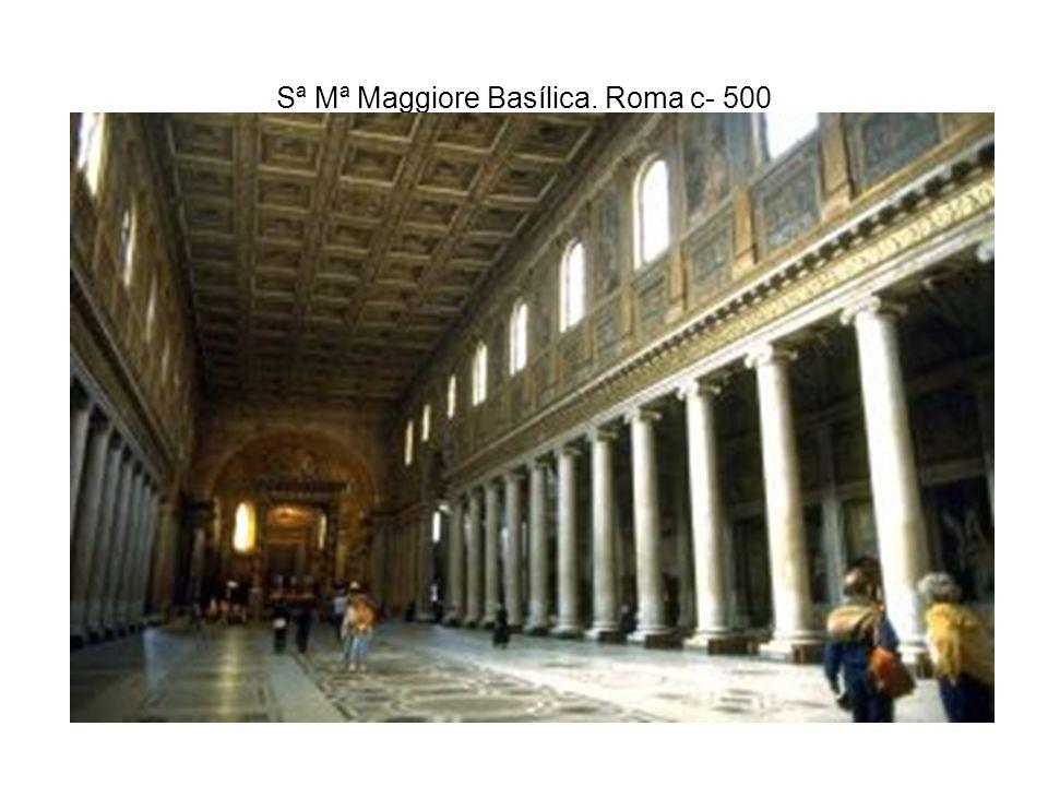 Sª Mª Maggiore Basílica. Roma c- 500