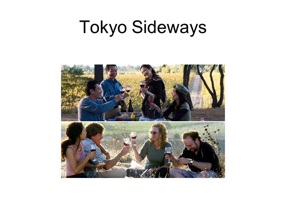 Tokyo Sideways