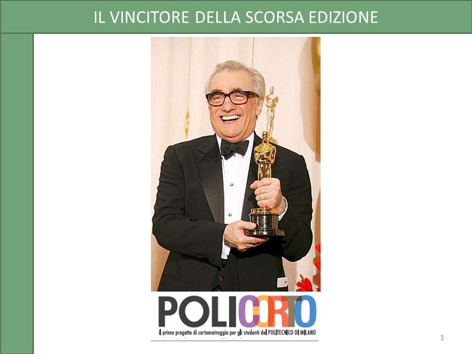 NOVEMBRE 2008 alcuni studenti si associano con l'idea di realizzare un progetto di cortometraggio realizzato interamente da maestranze del POLITECNICO DI MILANO.