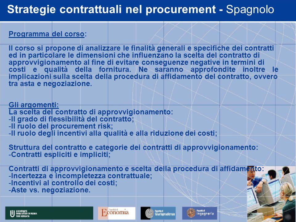 Disciplina generale del Contratto- Avv.Zappalà – Avv.