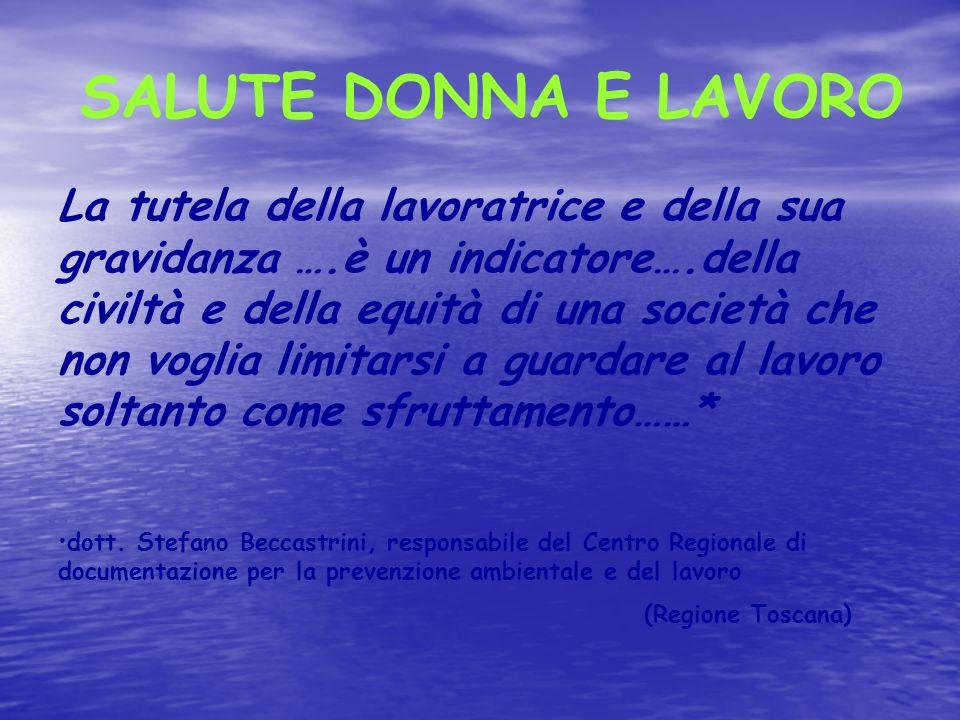ART.37 DELLA COSTITUZIONE DELLA REPUBBLICA ITALIANA La donna lavoratrice ha gli stessi diritti e, a parità di lavoro, le stesse retribuzioni che spettano al lavoratore.