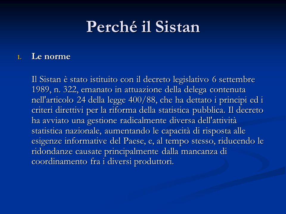 Perché il Sistan 1.