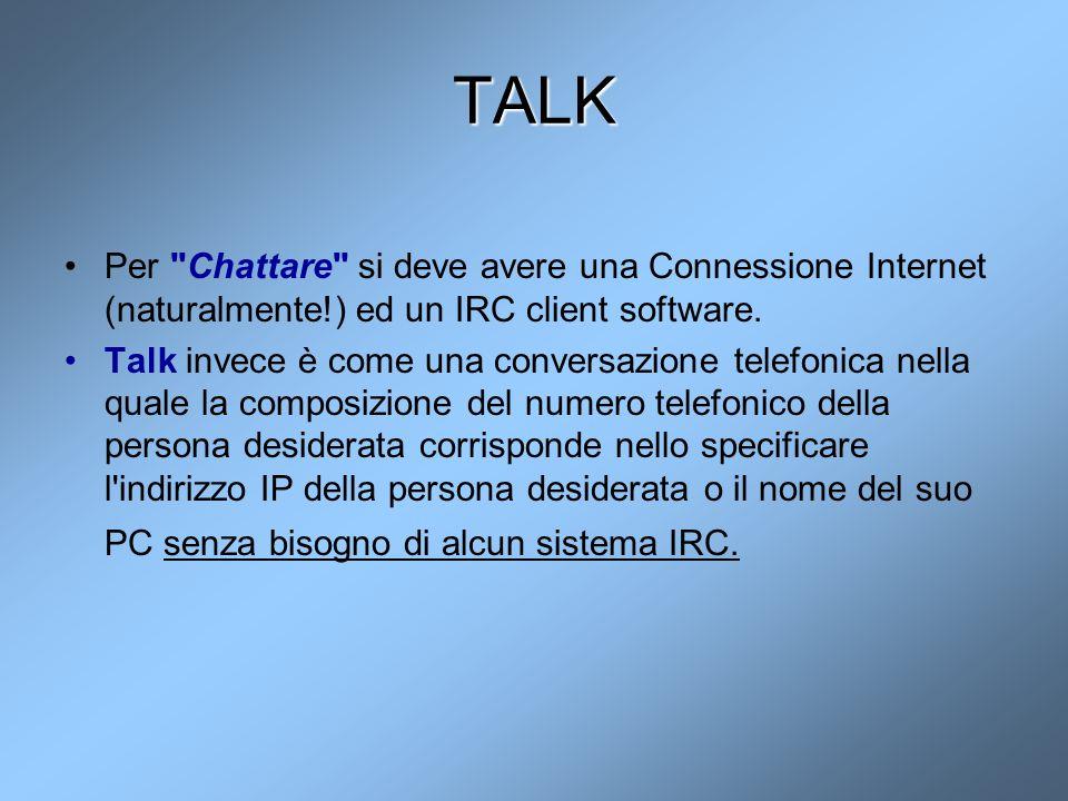 TALK Per