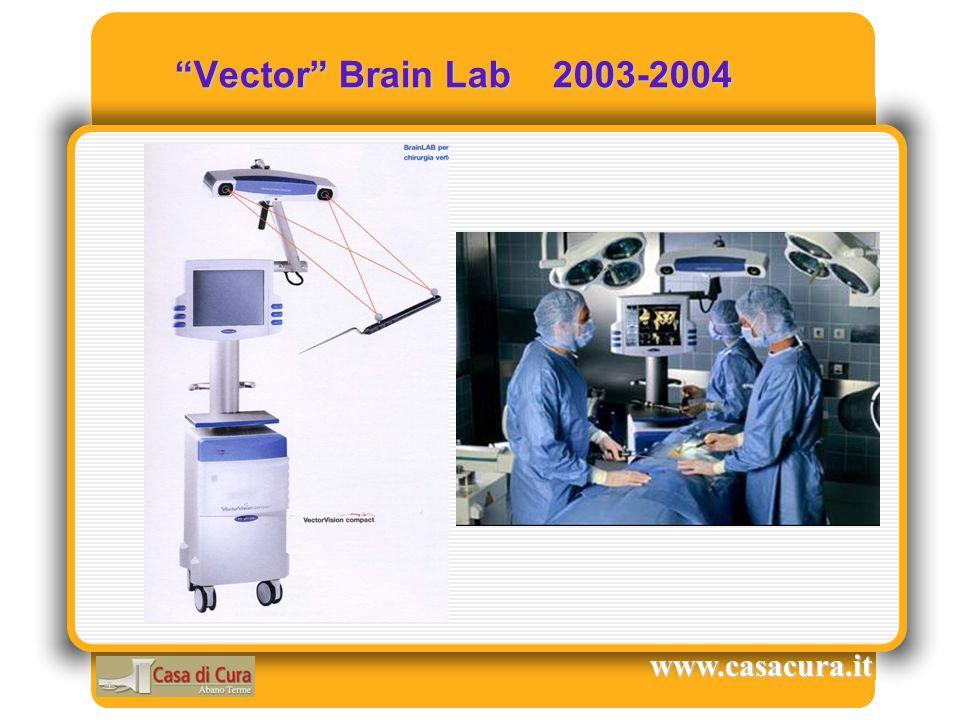 """Vector"" Brain Lab 2003-2004 www.casacura.it"