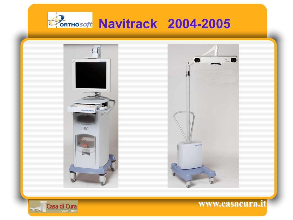 Navitrack 2004-2005 Navitrack 2004-2005 www.casacura.it