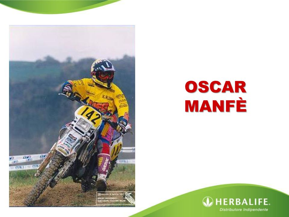 OSCAR MANFÈ