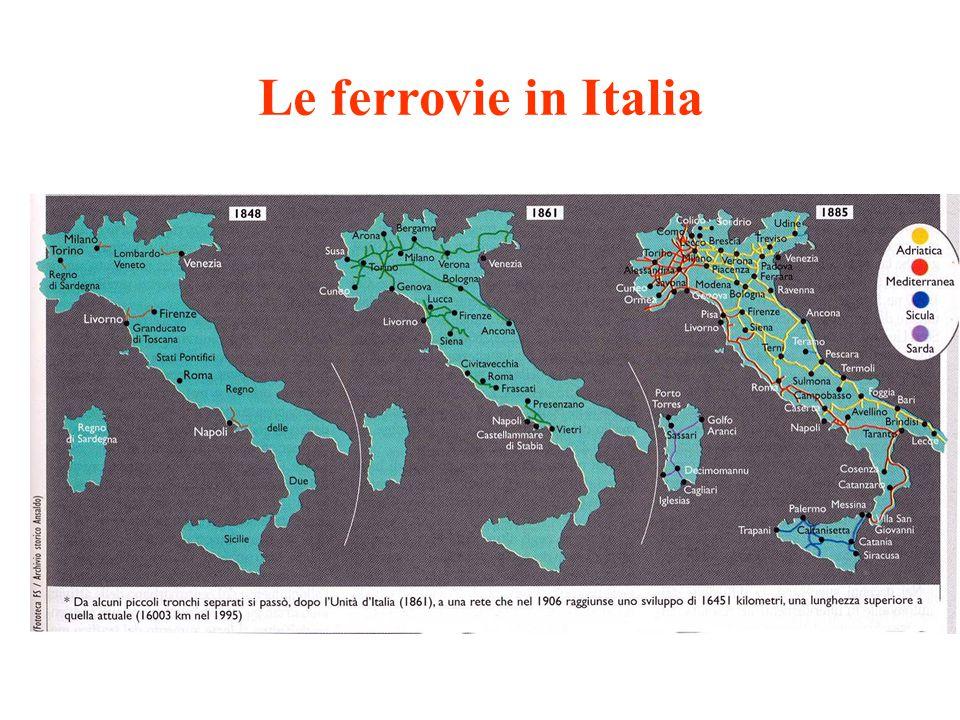 Le ferrovie in Italia