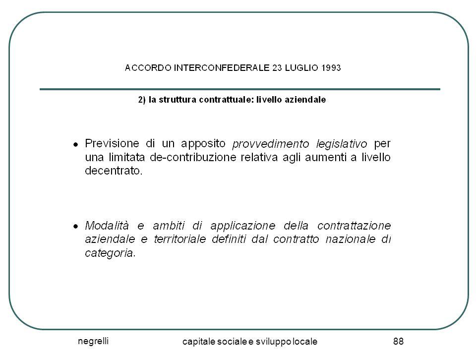 negrelli capitale sociale e sviluppo locale 88