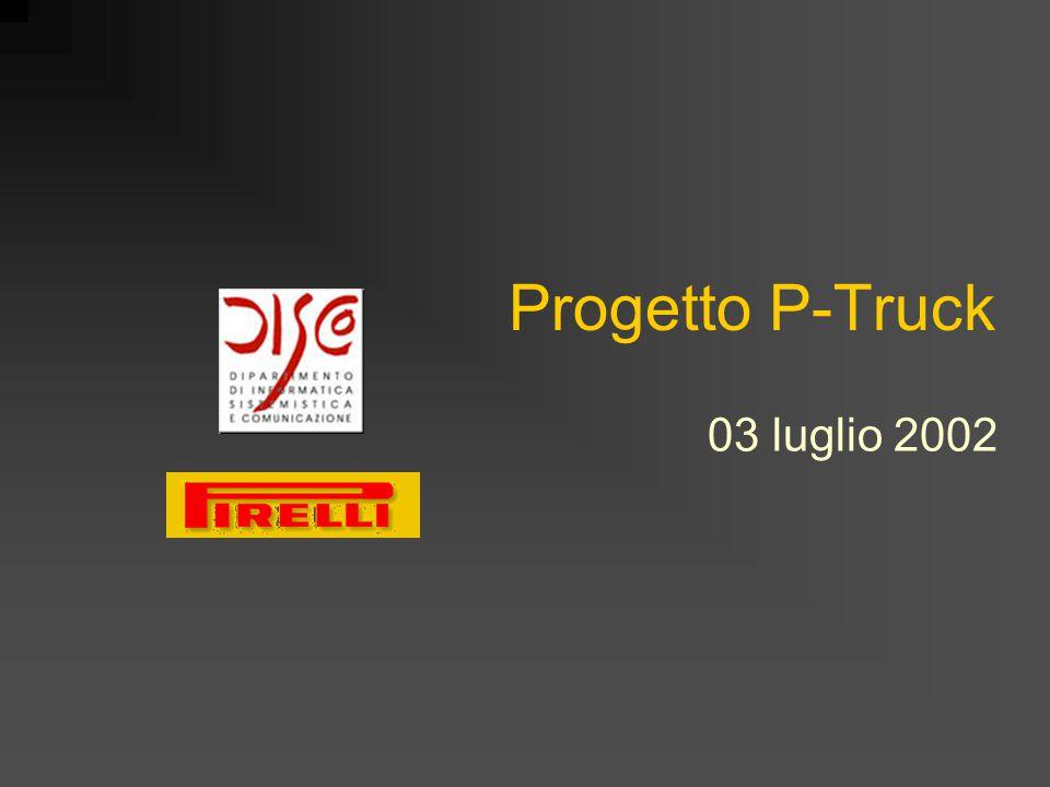 Progetto P-Truck Scopo Realizzazione di uno strumento integrato per il supporto alla progettazione di pneumatici per autocarro e la formazione del personale Focus Design di prodotto Design di Processo Formazione