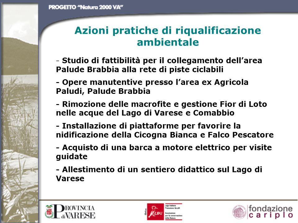 SIC – Siti di Importanza Comunitaria in Provincia di Varese