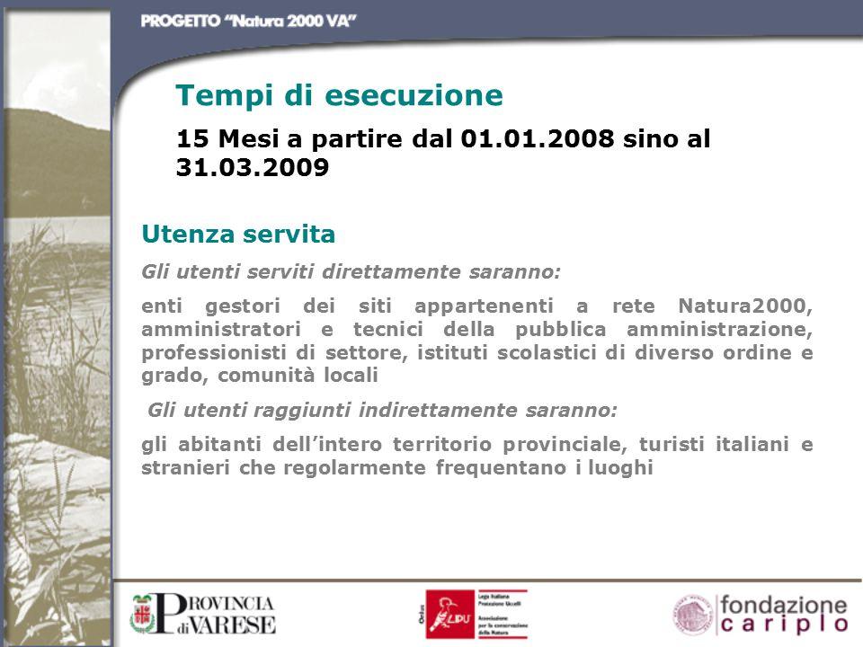 ZPS – Zone di Protezione Speciale in Provincia di Varese
