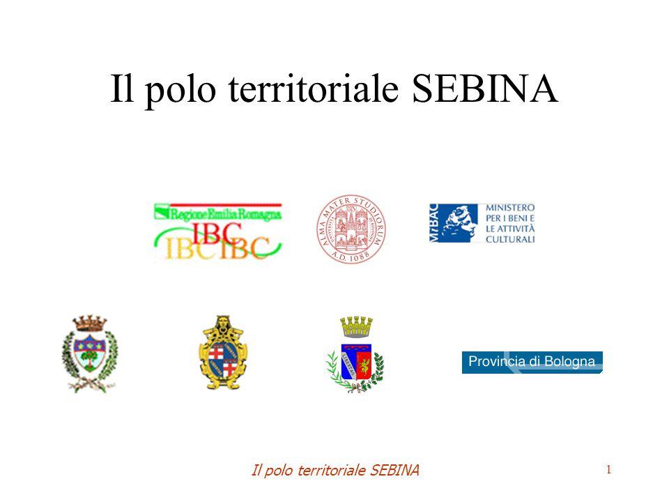 Il polo territoriale SEBINA 1