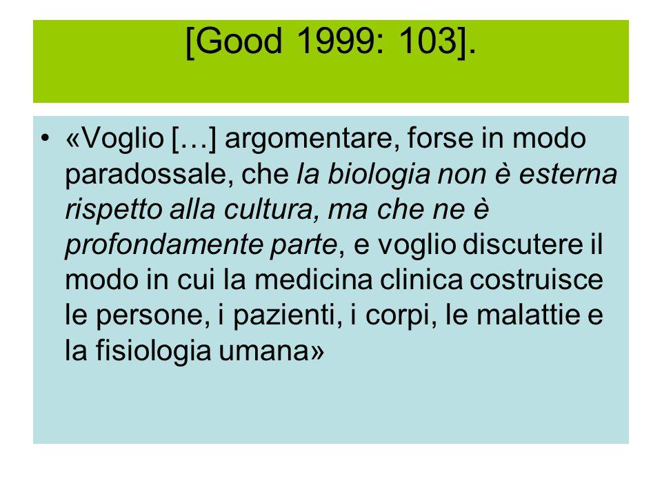 [Good 1999: 103].