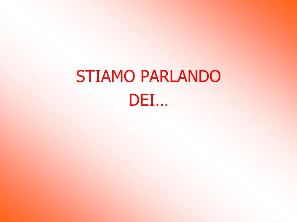 HANNO FATTO SOGNARE MILIONI E DI ITALIANI