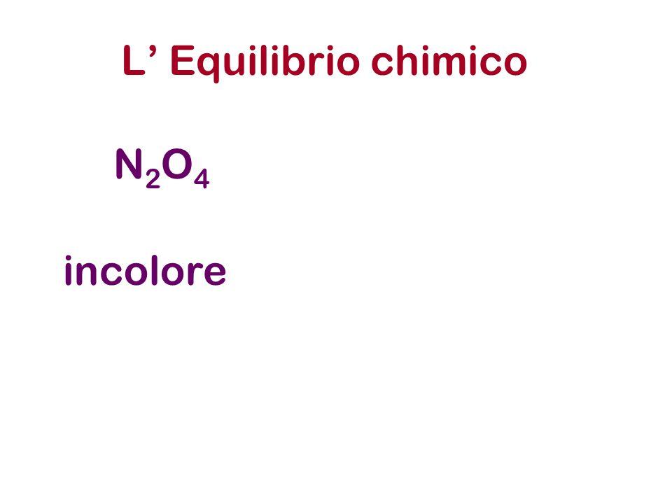 N2O4N2O4 incolore
