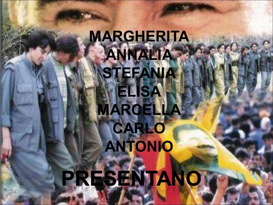 MARGHERITA ANNALIA STEFANIA ELISA MARCELLA CARLO ANTONIO
