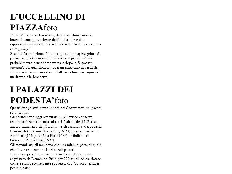 CASA GALILEIfoto Al numero civico 33 di via Carducci si trova la casa di Vincenzo Galilei,coll noto musicista e padre del più celebre Galileocoll Quando Michelangelo Galilei, appartenente ad una nobile famiglia fiorentina, fuggì da Firenze per debiti, trovò riparo a Santa Maria a Monte,coll ottenendo la casa e alcuni possedimenti.