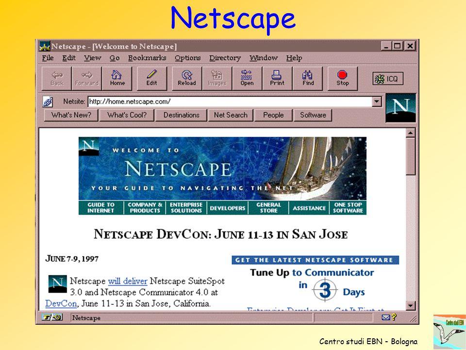 Netscape Centro studi EBN - Bologna
