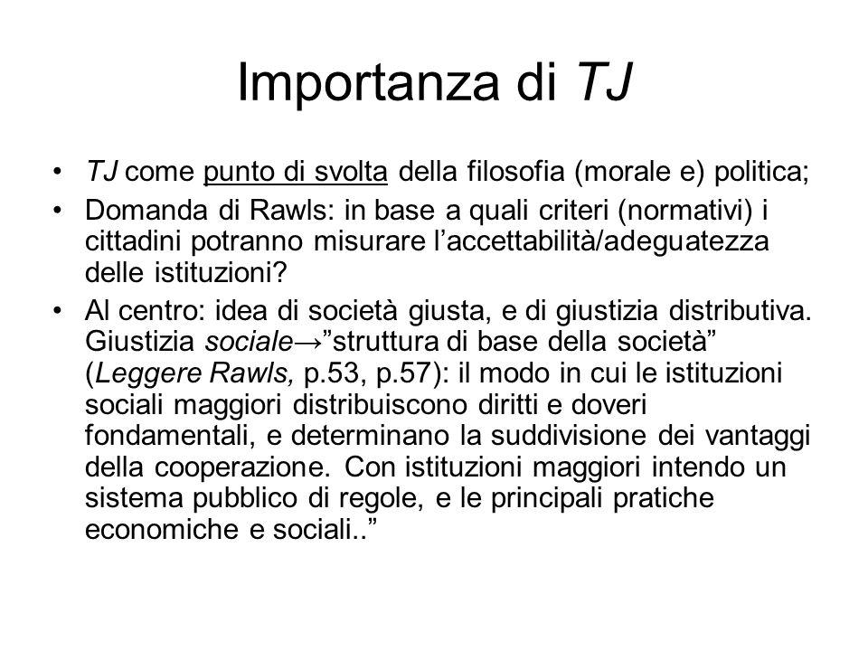 Il programma di R: giustizia come equità (p.