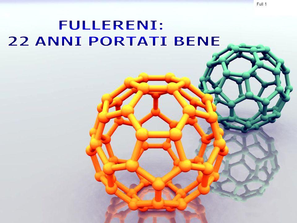 Stabilità & chimica dei fullereni - Perché C 60 è favorito.