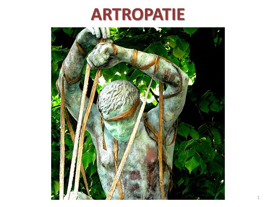 ARTROPATIE 1