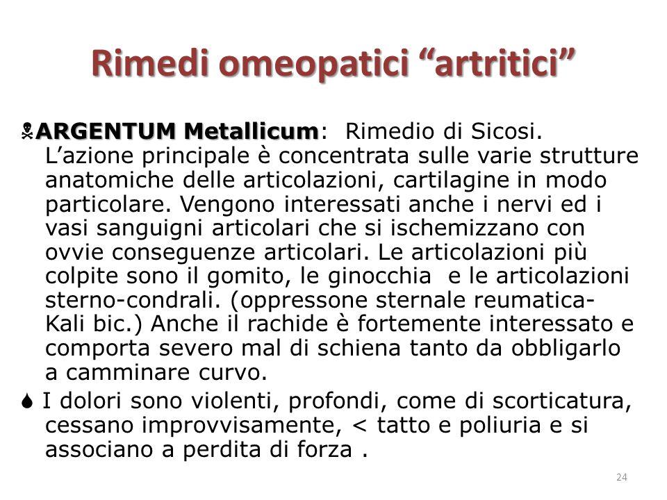 """Rimedi omeopatici """"artritici"""" ARGENTUM Metallicum  ARGENTUM Metallicum: Rimedio di Sicosi. L'azione principale è concentrata sulle varie strutture an"""