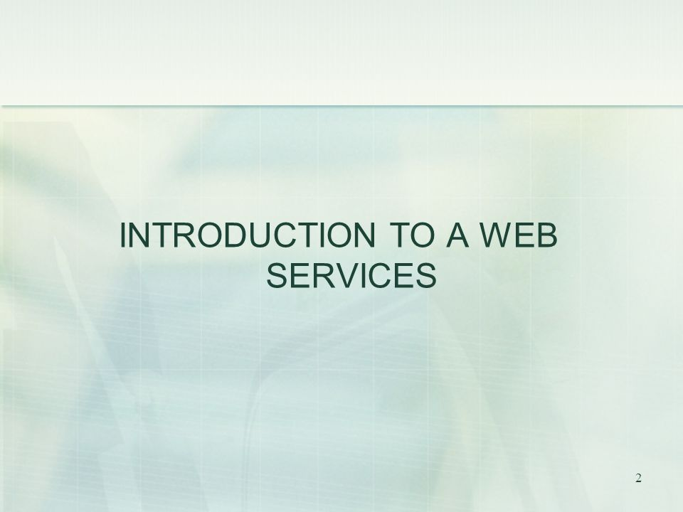 13 Esempio1 : Improved Integration on the Service Web