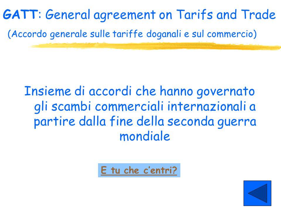  1998: la Commissione arbitrale WTO (anche su parere di esperti vicini alla Monsanto) dà torto all'UE e nel 1999 le impone sanzioni per 116,8 ml di dollari a favore degli USA 