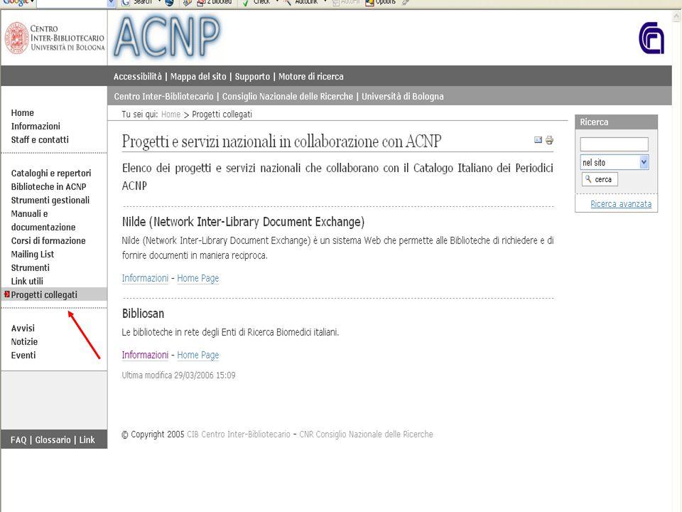 24/06/2015I servizi di ACNP - V.Verniti
