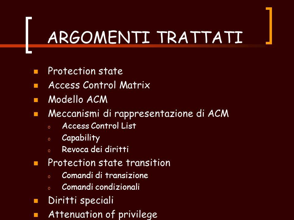 IL MODELLO (3) A.
