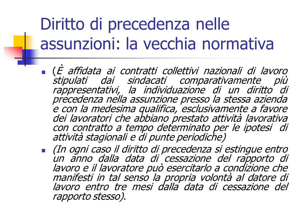 La disciplina del rapporto Scioglimento del contratto ante tempus: si ammette in via interpretativa l'applicazione del recesso per giusta causa ex art.