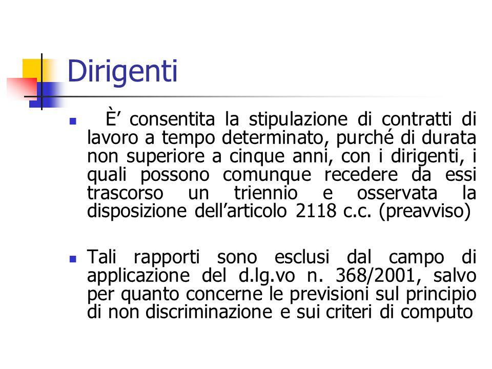 Criteri di computo Ai fini di cui all'articolo 35 della legge 20 maggio 1970, n. 300 - applicazione Titolo III S.L. Attività sindacale - i lavoratori