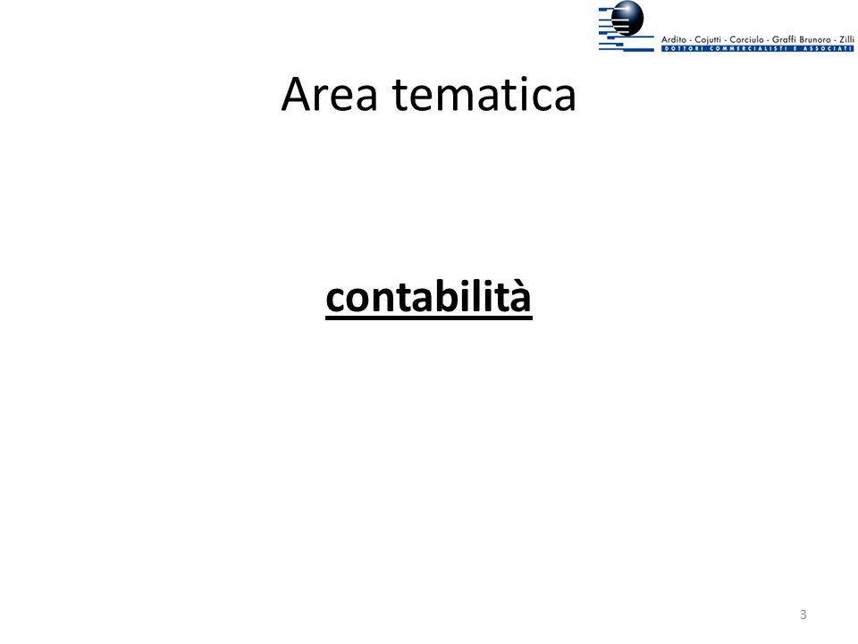 Area tematica contabilità 3