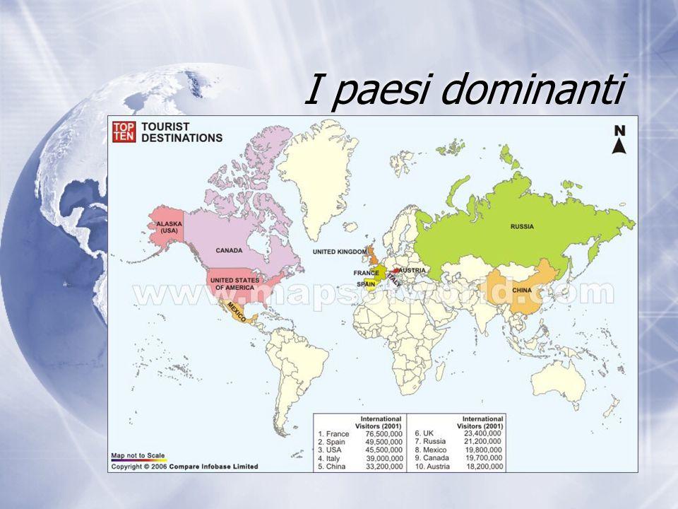 I paesi dominanti