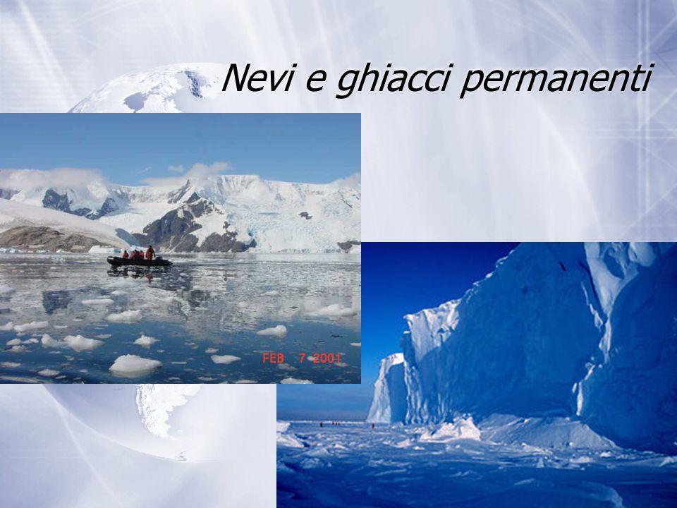 Nevi e ghiacci permanenti