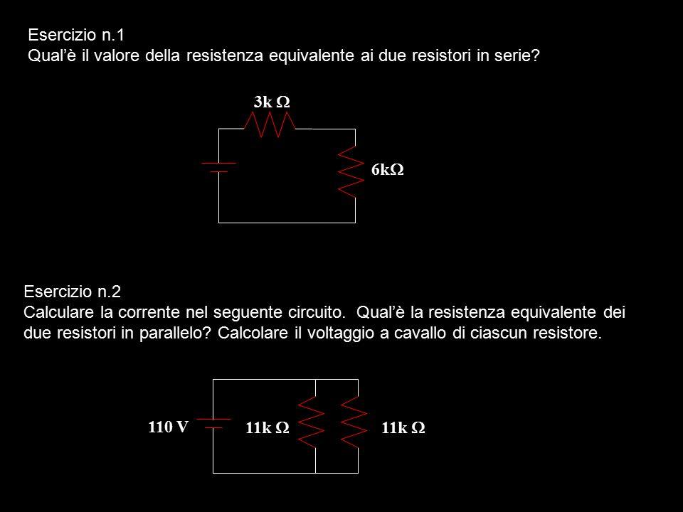 Utilizzo delle regole di Kirchoff Disegna un (circuito) diagramma e segna ogni cosa nota o incognita! Per ciascuna serie di componenti, assegna una di