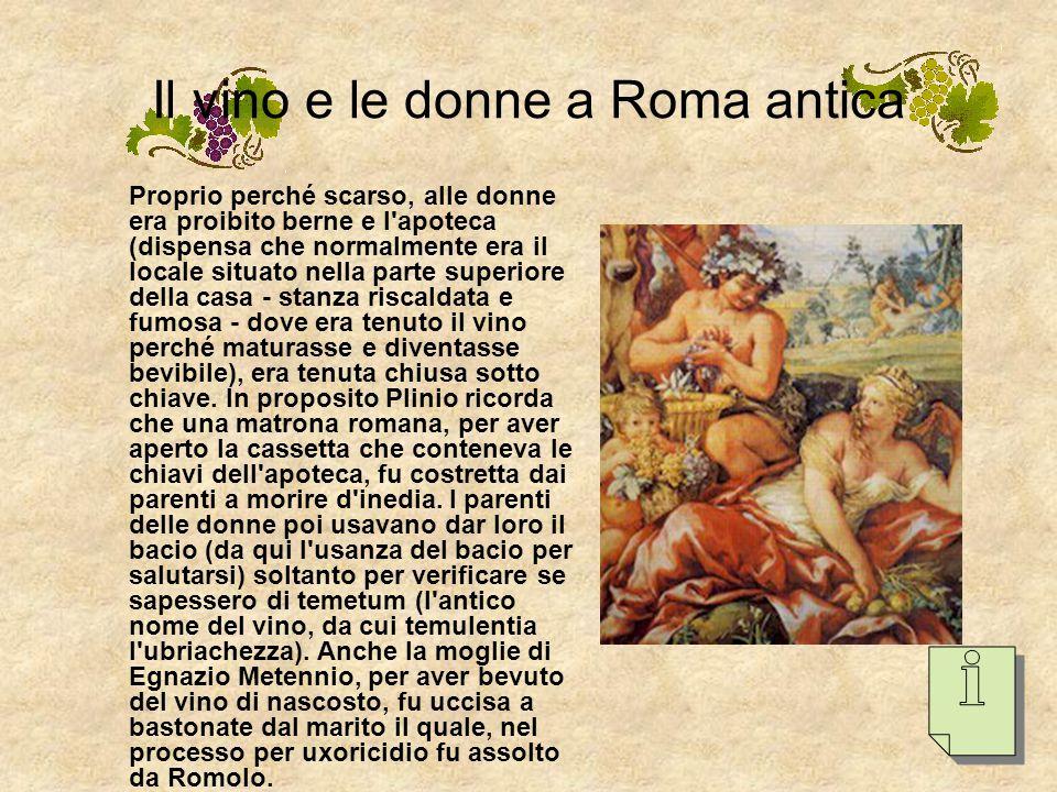 Una legge curiosa ! Numa Pompilio (secondo re di Roma 715-673) aveva stabilito con una legge di non cospargere di vino il rogo. Con la stessa legge eg