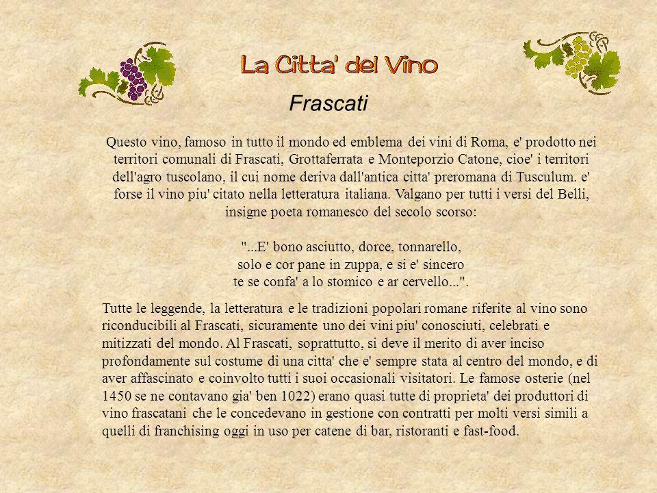 In Italia Nel nostro paese si è sempre pensato di saper fare il vino meglio degli altri. Senza dubbio l'Italia è un paese straordinariamente vocato al