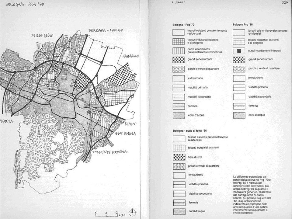 Zone centrali nelle quali le funzioni e gli standard urbanistici, ma anche la morfologia, determinano un effetto città di gran lunga superiore a quello delle zone periferiche --  concetto di libertà urbane