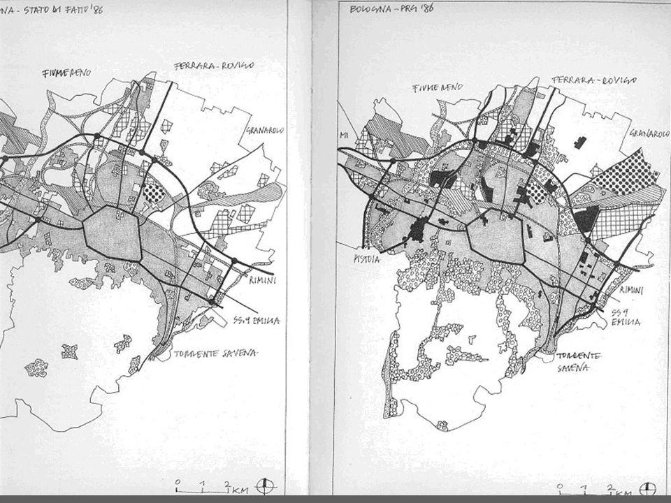 Non solo questione di forma….Problema legato alla forma radiocentrica della città.